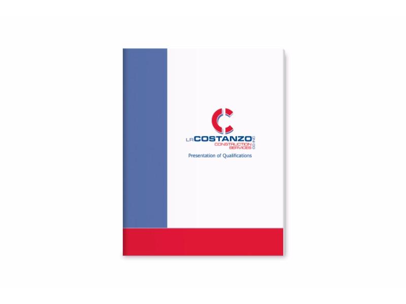 LR Costanzo Construction Services Company Presentation Materials