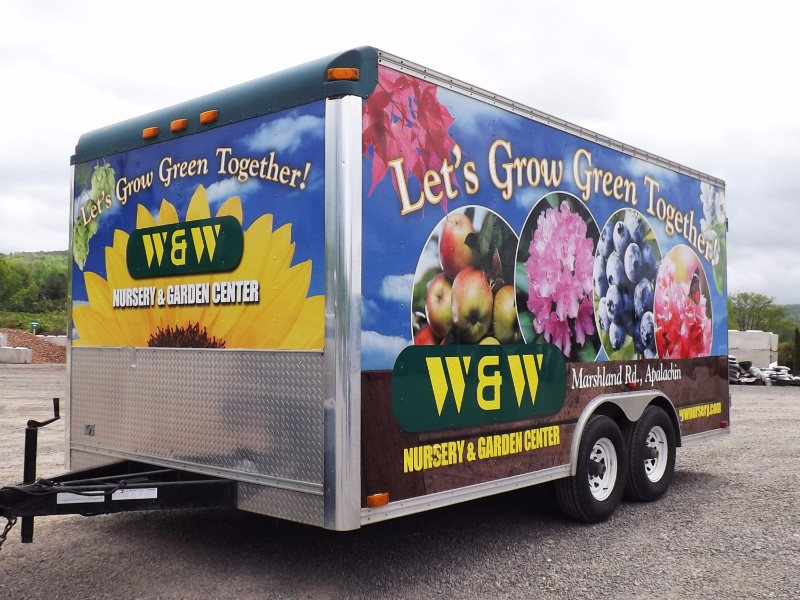 W&W Nursery and Landscaping Brand Awareness
