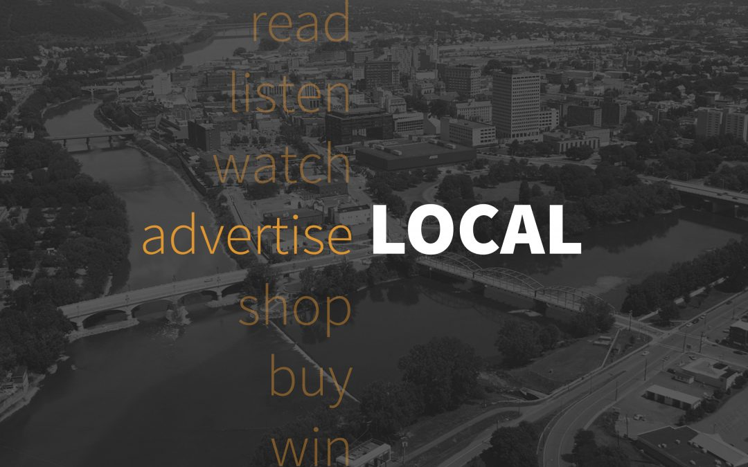 Small Business Focus: Advertise Local