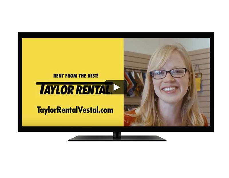 Taylor Rental TV
