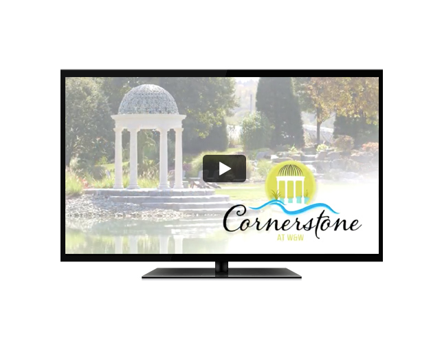 Cornerstone at W&W TV