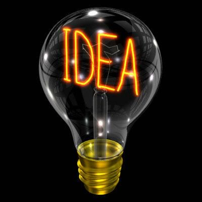 Where do ideas come from? The singular truth. (Post #1)